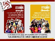 Telegrama animado - festas - presentes e eventos